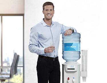 Fuentes de agua para oficinas for Aguas de valencia oficinas