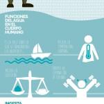 Día mundial del Agua: Somos Agua, Infografía